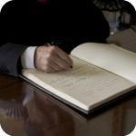 La firma di Riccardo Muti