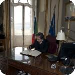Riccardo Muti, Rettorato - Palazzo Du Mesnil