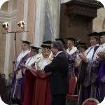 Riccardo Muti con il Senato Accademico - 3