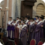 Consegna della Laurea Honoris Causa - 9