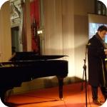 Villa Pignatelli - Il reading serale, Matteo Renzi