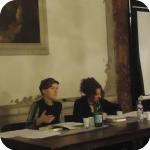 Ann Cotten e Valentina Di Rosa