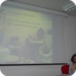 La prof.ssa Anna Maria D'Onofrio