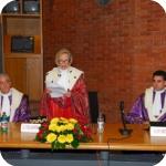 Il Discorso di Apertura del Rettore Lida Viganoni