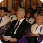 Da sin.: Augusto Guarino, Giuseppe Bellini e Lida Viganoni
