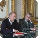 Giorgio Banti e Biagio Forino