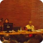 Un momento della Lectio Magistralis di Yves Bonnefoy - 2