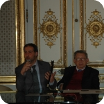 Alfredo Carannante e Bruno D'Agostino