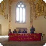 Da sin.: Carla Salvaterra, Ciro Lembo, Fabrizio Vona, Wang Li Ming, Lida Viganoni1