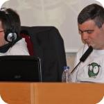 Fernando Carruesco e Sergio Brau