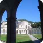 Il Chiostro Grande della Certosa