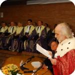 Il Discorso di Apertura del Rettore Pasquale Ciriello