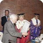 Conferimento della Laurea Honoris Causa