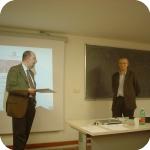 Riccardo Contini e Gian Pietro Basello
