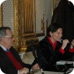 Bruno D'Agostino e Claude Pouzadoux