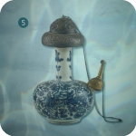 Porcellane islamiche conservate all'Orientale