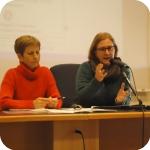 Alessandra Gissi e Giulia Barrera