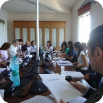 Riunione del Management Committee del MARSAFENET