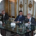 Cesare De Seta, Augusto Guarino, Roberto Esposito