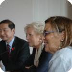 Cao Deming, Lida Viganoni, Annamaria Palermo
