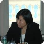 La dottoressa Tang Xu