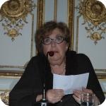L'apertura dei lavori: Cristina Vallini