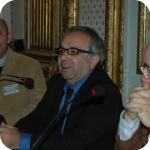 Da sin.: Emanuele Banfi, Vincenzo Orioles, Enzo Caffarelli
