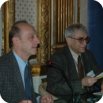 Paolo Poccetti e José Luis Garcia Ramon