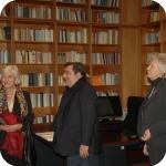 Da sin.: Laura Agrimi, Rosario Sommella e Lida Viganoni