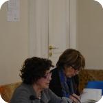 Rita Librandi e Nicoletta Maraschio