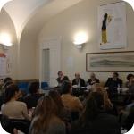 La Sala della Fondazione Premio Napoli