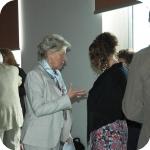 Il Rettore Lida Viganoni e la professoressa Valentina Di Rosa - Foto: L'Orientale Web Magazine - wm@unior.it