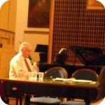 Daniel Galay al pianoforte