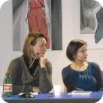 Marina De Chiara e Manuela Coppola