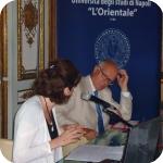 Lucia Di Pace e Domenico Silvestri