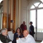 Fred M. Donner e Michael Lecker, sullo sfondo Riccardo Contini e Chase Robinson