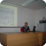 Il prof.re Giulio Colesanti