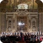 Il Coro del Teatro San Carlo diretto dal Maestro Salvatore Caputo