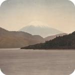 Il Monte Fuji visto dal lago di Hakone (The Letter's Group)
