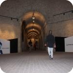 L'ingresso di Castel Sant'Elmo