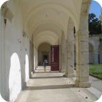 Il Portico della Certosa di San Giacomo