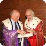 Raffaele La Capria e Pasquale Ciriello
