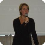 La Presidente del CAD Marina De Chiara