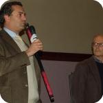 Luigi De Magistris con Alessandro Triulzi - Foto L'Orientale Web Magazine
