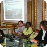 Manlio Larotonda con Carmen Julia Palacio e Flavia Cuturi - 2