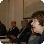 Nicoletta Maraschio e i relatori