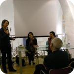 Marina De Chiara, Antonia Soriente, Ersilia Francesca