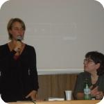 Marina De Chiara ed Elisabeth Bronfen