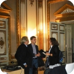 Maurizio Gnerre, Augusto Guarino e Flavia Cuturi