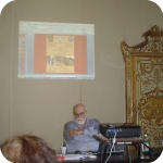 Il professore Maurizio Tosi